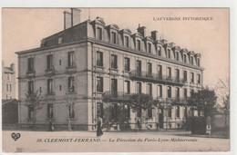 Clermont-Ferrand  - Direction Du Paris-Lyon-Méditerranée - Vélo - Clermont Ferrand