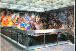 BRUXELLES - STATION HANKAR - Subway