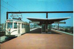 CHARLEROI - STATION SEMI-METRO VILLETTE - Subway