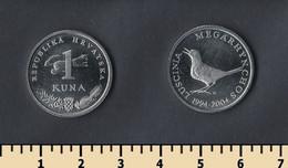 Croatia 1 Kuna 2004 - Croatia