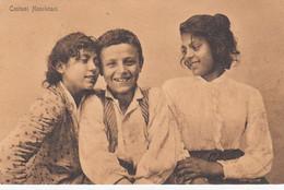 NAPOLI-TIPI E COSTUMI NAPOLETANI-CARTOLINA NON VIAGGIATA -1908-1915 - Napoli (Naples)