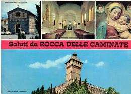 SALUTI DA ROCCA DELLE CAMINATE (MO) - Modena