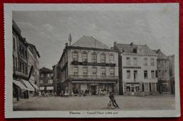 CPA  Fleurus - Grand'Place Côté Est - Fleurus