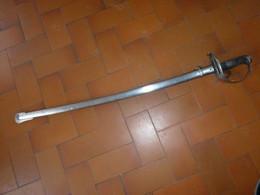 SABRE D'OFFICIER D'ORDONNANCE MOD. 1896 (Armée Suisse) - Knives/Swords