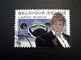 Belgie - Belgique -  2010 - OBP/COB - 3994 - Largo Winch - Gestempeld - Used Stamps