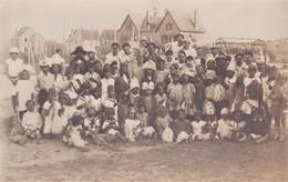 Ambleteuse 1929 - Terrain De Tennis - Fete Flamande - Carnaval - Nord Pas De Calais - Non Classificati