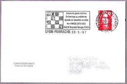 Simultaneas En Honor A HENRI RINCK. Lyon Perrache, Francia. 22 Mayo 1997 - Chess
