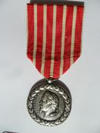 Médaille D'Italie 1859 Du Modèle De Farochon, Sans Signature - Before 1871