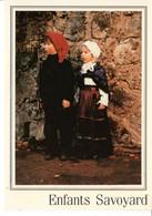 74 Haute Savoie Gruffy Costume Folklore Enfants Fille Garcon Coiffe - Altri Comuni