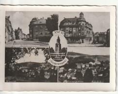 Asch , As,  Foto, U.a. Adolf Hitler Sttr. Ca. 11 X 8 Cm - Sudeten
