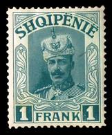 """ALBANIA 1914 - """" Wilhelm Von Wied """" Gimjani No: 66 - MNH - Albania"""