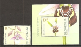 SLOVENIA  2004,FLORA PLANTS,,MNH - Slovenia