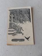 Collection Des Temps Nouveaux A. Willeta Aux Petits Des Oiseaux Racine - Pintura & Cuadros