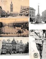 N 174  Lot 100 CPA Différentes De Belgique - 100 - 499 Postcards