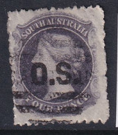 South Australia 1876 Official Ovpt P.11.5 SG O23 Used - Usados