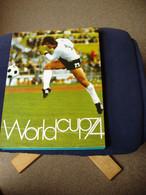 Livre Coupe Du Monde Football 1974 édition Prosport - Other