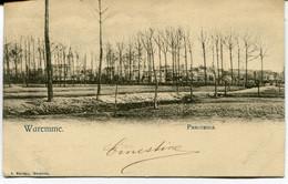 CPA - Carte Postale - Belgique - Waremme - Panorama - 1903 (AT16622) - Waremme