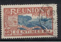 REUNION             N°  YVERT   88  ( 3 ) OBLITERE     ( Ob 01/61 ) - Usati