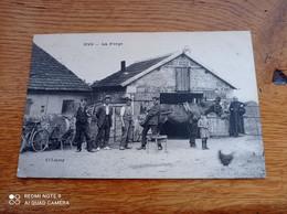 RARE CPA 71 //  DYO// LA FORGE// BEL ANIMATION - Sonstige Gemeinden