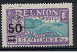 REUNION             N°  YVERT   124  OBLITERE     ( Ob 01/62 ) - Gebruikt
