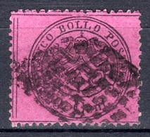 ITALIEN, KIRCHENSTAAT, 1868 Freimarken, Gestempelt - Kirchenstaaten