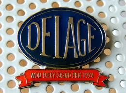 Pin's Championnat Sport Automobile DELAGE Tous Les Grands Prix De 1924 - Unclassified