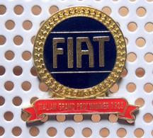 Pin's Championnat Sport Automobile FIAT Grand Prix D'Italie 1923 - Fiat
