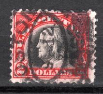 USA, 1920, Freimarke, Benjamin Franklin, Gestempelt - Used Stamps