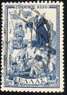 Hellas - Greece - A1/2 - (°)used - 1952 - Michel 588 - Strijd Tegen De Opstandelingen - Gebraucht