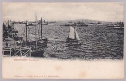 CPA Uruguay - Montévidéo - La Bahia - 1900 - Uruguay