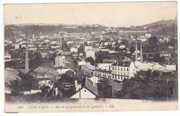 Prix Fixe - Lyon Vaise - 1912 - Rue De La Pyramide # 4-12/29 - Autres Communes