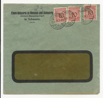 Cover Germany Schwerte 1924 - Covers & Documents