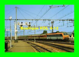 RU 0633- Train Le Turenne - Loco BB 26025 En Gare - BRIVE LA GAILLARDE - Corrèze - SNCF - Brive La Gaillarde