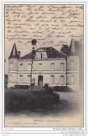 40) MORCENX - CHATEAU D 'AGES - (OBLITÉRATION DE 1906) - Morcenx