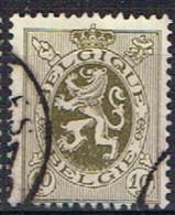 B 33 - BELGIQUE N° 280 Obl. Lion Héraldique - 1929-1937 Heraldischer Löwe
