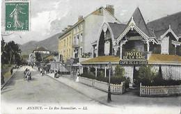 74 - Hte Haute Savoie - ANNECY - La Rue Sommellier - Annecy