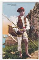 Italie - Costumi Siciliani Pescatore - Zonder Classificatie