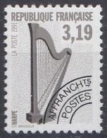 FRANCE PREO  N** 220A (dentelé 12) - 1989-....
