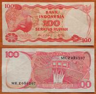 Indonesia 100 Rupiah 1984 VF P-122a - Indonesia