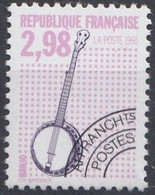FRANCE PREO  N** 217 (dentelé 13) - 1989-2008