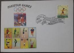 FDC PAKISTAN 9th South Asian Federation Games, Islamabad  - 2004 - Pakistan
