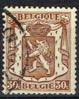 B 44 - BELGIQUE N° 424 Obl. Armoiries Petit Sceau - 1935-1949 Kleines Staatssiegel