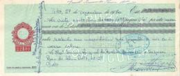 Portugal , 1970 , Letra , Bill Of Exchange ,  Tax 22$00 , Embossed Seal , Banco Português Do Atlântico Porto - Letras De Cambio