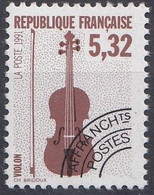 FRANCE PREO  N** 223 (dentelé 13) - 1989-2008