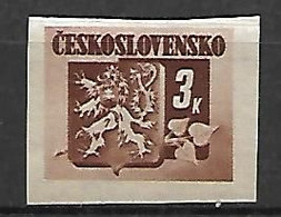 TCHECOSLOVAQUIE     -    1945 .   Y&T N° 368 *.   Armoiries. - Ongebruikt