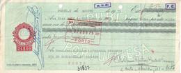 Portugal , 1971 , Letra , Bill Of Exchange ,  Tax 24$00 , Embossed Seal , Banco Pinto & Sotto Mayor  Porto - Letras De Cambio