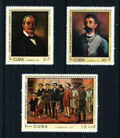 Cuba Nº 1536/38 Nuevo - Ungebraucht