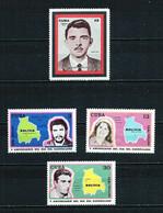 Cuba Nº 1593-1615/17 Nuevo - Unused Stamps