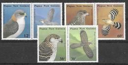 Papua Mnh** Complete Birds Set 8 Euros 1985 - Unclassified