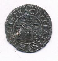 SCHILLING 1575 ( Free City Riga) LETLAND /3167/ - Latvia